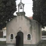 Crkvica sv. Roka, Biograd