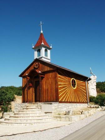 Posedarje, Kapela sv. Josipa