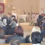 Pridraga, Misa u sv. Martina