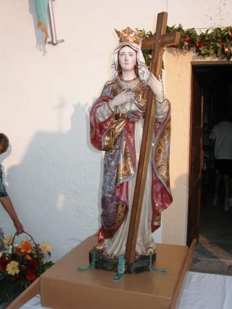 Sv. Jelena Križarica, Rivanj
