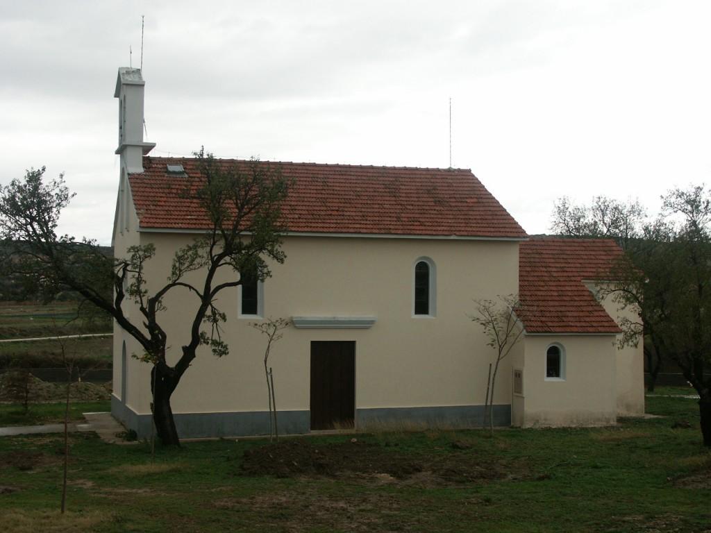 Crkva sv. Nediljice, Vrana