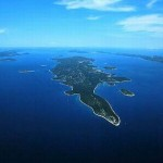 Otok Iž, južnji rt