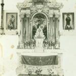 Glavni oltar župne crkve, Savar