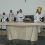 Posveta oltara nove župne crkve u Benkovcu