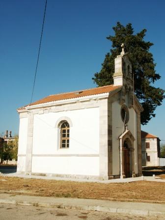 Crkva Gospe od Zdravlja, Kistanje