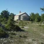 Parčići, Crkva sv. Ilije proroka