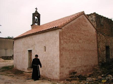 Crkvica sv. Jurja, Perušić