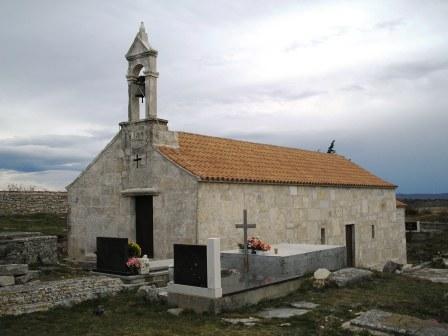 Crkva sv. Duha, Podgrađe