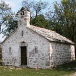Crkva sv. Frane, Pristeg