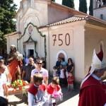 Žman, proslava 750. obljetnice prvog spomena župe i mjesta