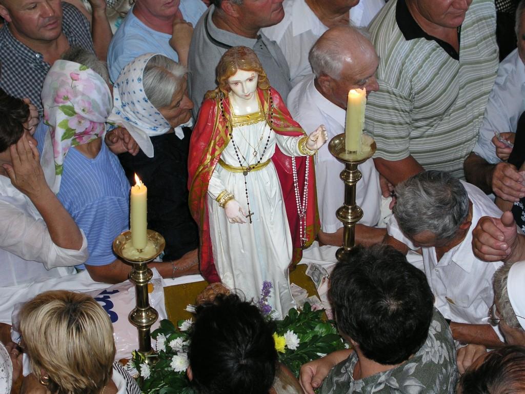 Sv. Nediljica, Vrana