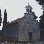 Stara župna crkva sv. Kuzme i Damjana