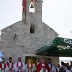 Posedarje, Misa kod Sv. Duha na Duhovski ponedjeljak