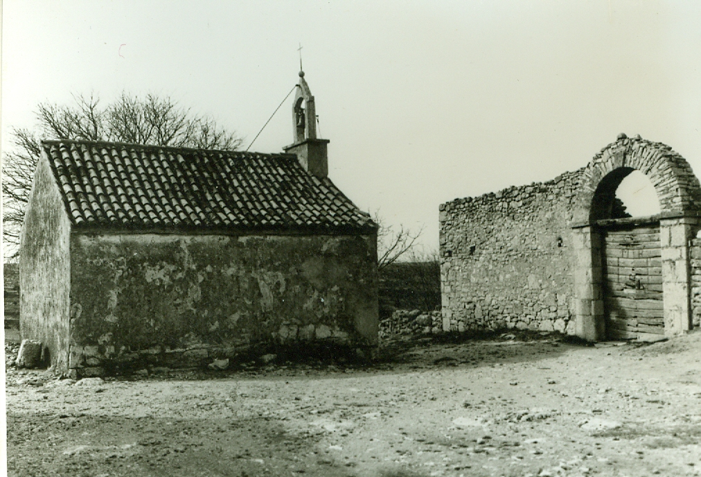 Pridraga, Crkva sv. Marka