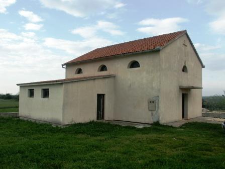 Crkva sv. Nikole Tavelića, Sikovo