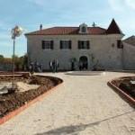 Smilčić, samostanski kompleks Benediktinki sv. Marije