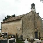 Gospina crkva na groblju u Tukljači, Turanj