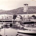 Veli Iž župna crkva 1960-tih