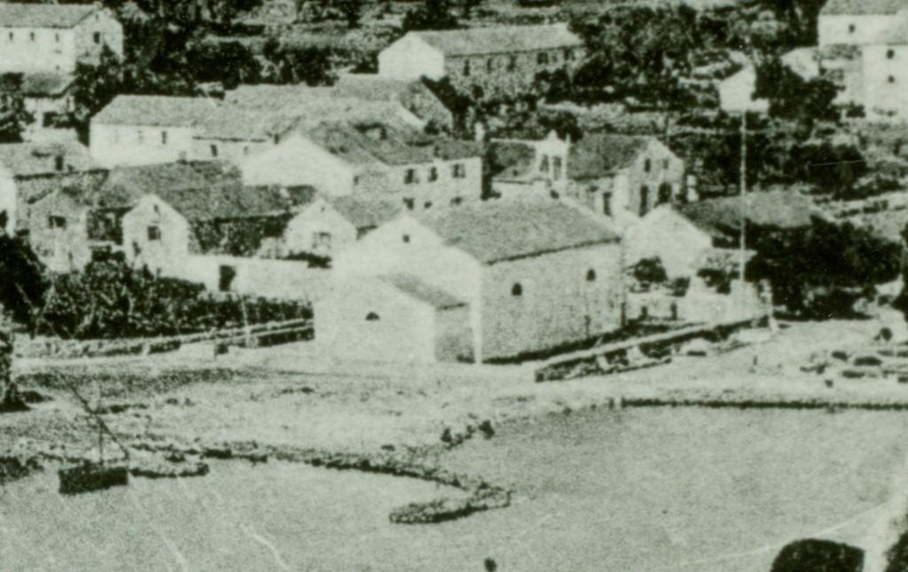 Veli Iž, Župna crkva ,1913. g.