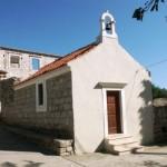 Crkvica Gospe od Zdravlja, Vrgada