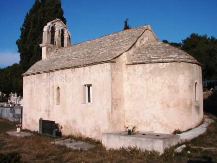Crkva sv. Andrije, Vrgada
